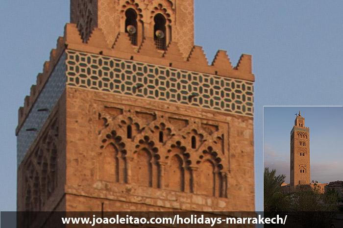 Zdjęcie Architektury Almohadów w Marrakeszu