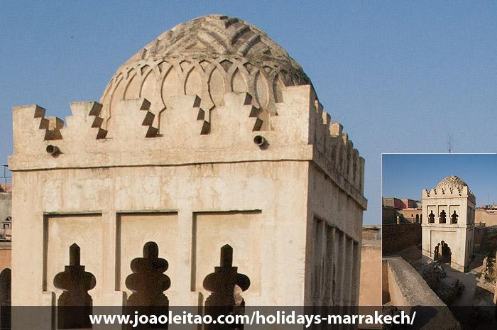 Architektura Almoravidów Marrakesz