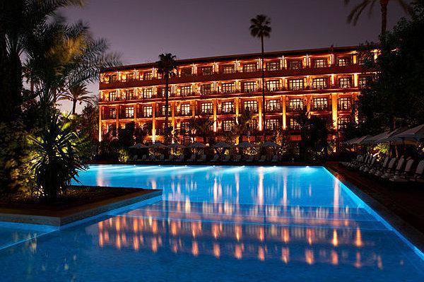 Hotel La Mamounia Marrakesz