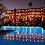 Luksusowy Hotel La Mamounia w Marrakeszu