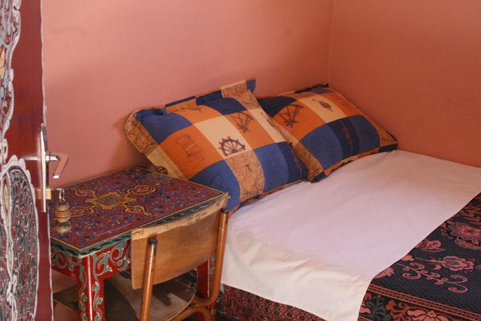 Zdjęcie pokoju w Hotel Medina, tani nocleg w Marrakeszu