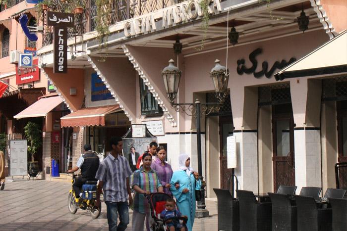 Zdjęcie kina Mabrouka w Marrakeszu