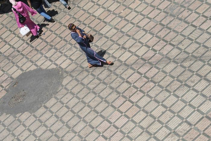 Kobiety podróżujące w Maroku