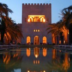 5 stars Hotel Ksar Char Bagh Marrakesz Maroko