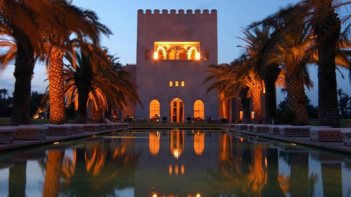 5-gwiazdkowy Hotel Ksar Char Bagh Marrakesz Maroko