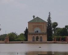Ogród Menara