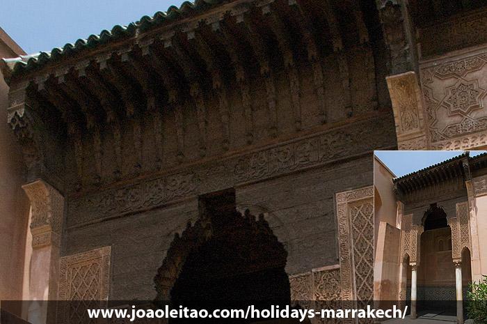 Architektura Sadytów w Marrakeszu