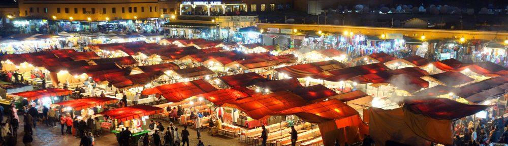 Miasto Marrakesz